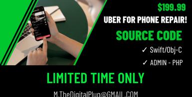 Uber for Phone Repair!