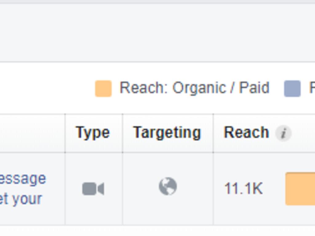Website + FB Page & Vid Ad
