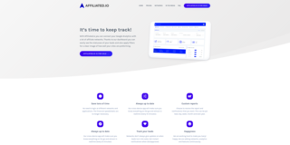 Affiliate/Publishers dashboard