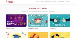 Go Gifters - Giftcard