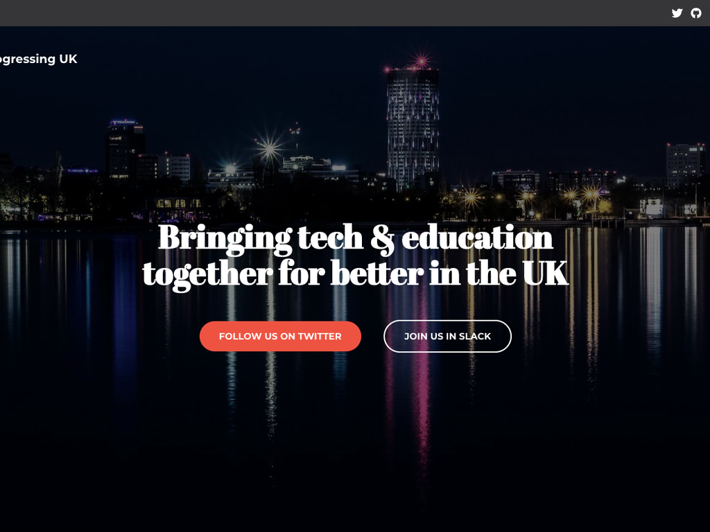Progressing UK