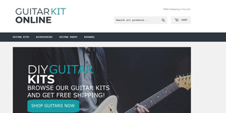 Guitar Kit Online
