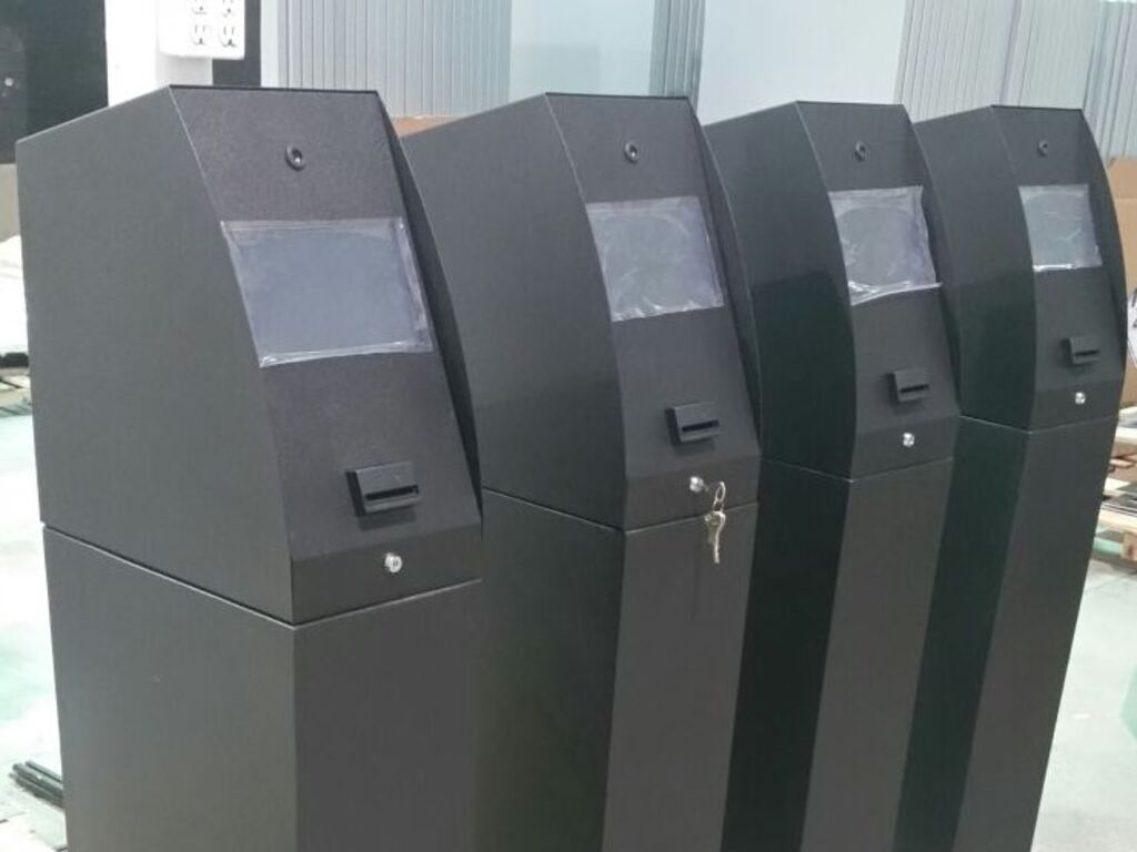 Crypto Teller Machine