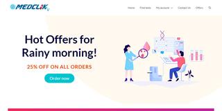 Medclik-online lab