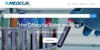 Medkwik Labs - online lab