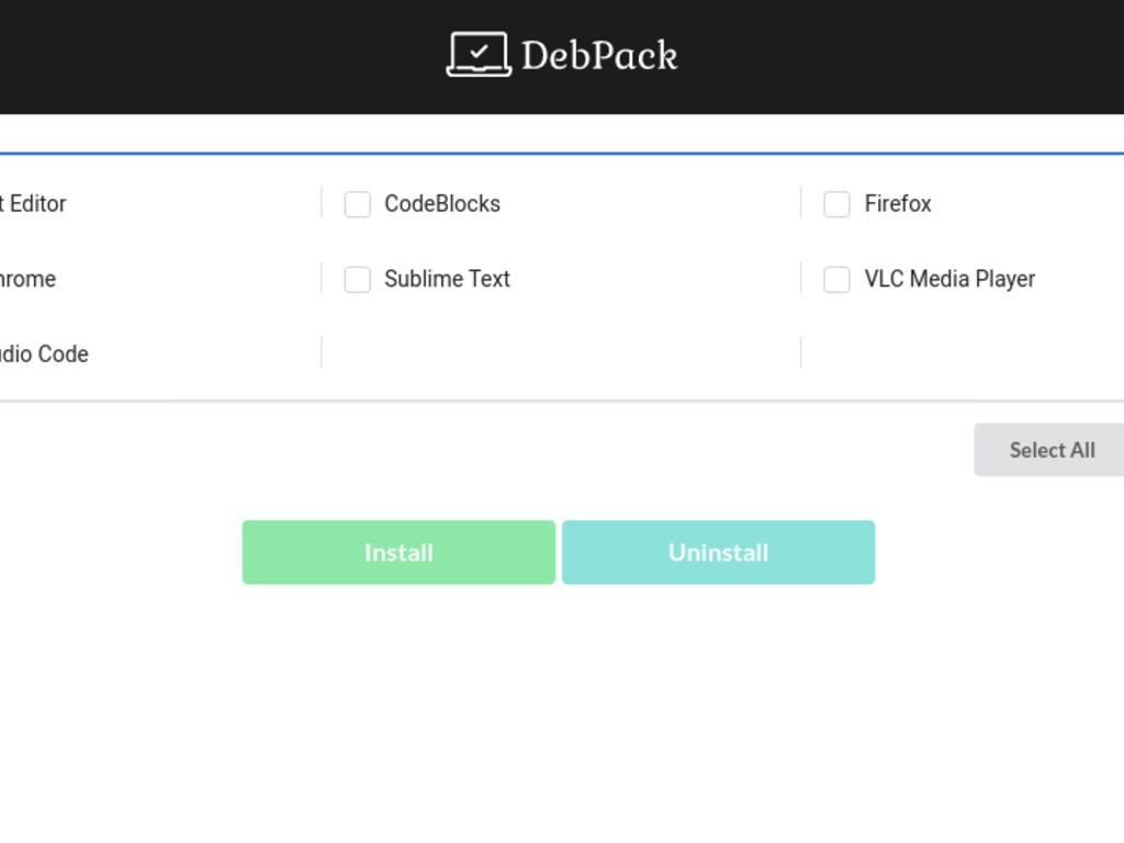 DebPack