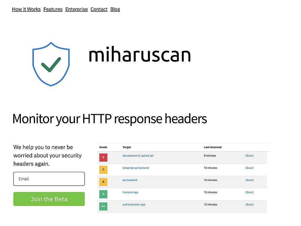 miharuScan