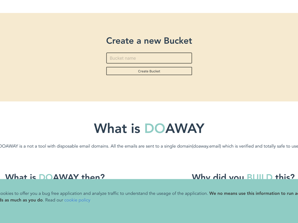 doaway.email