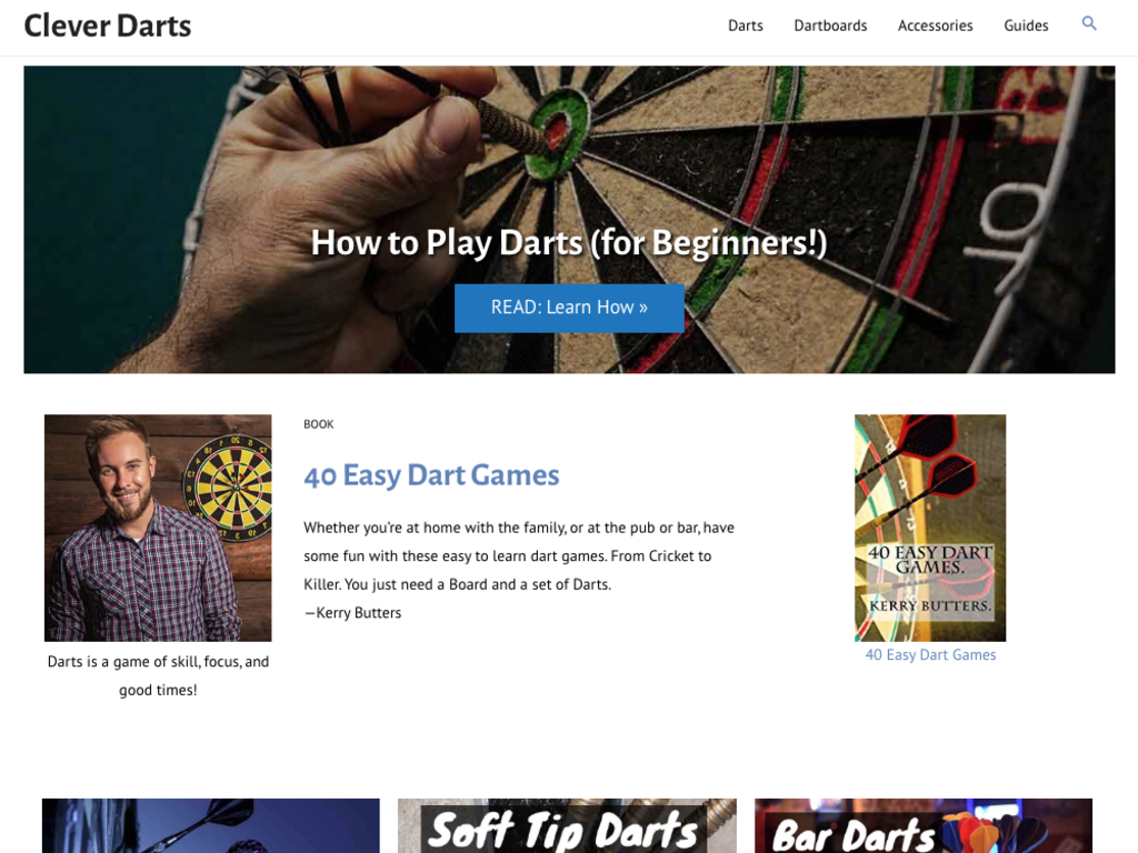 Clever Darts