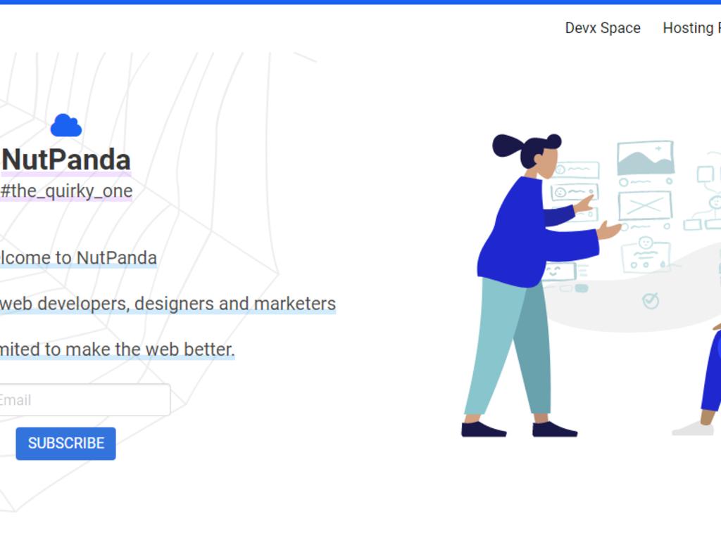 NutPanda (Dev Blog + PWA)