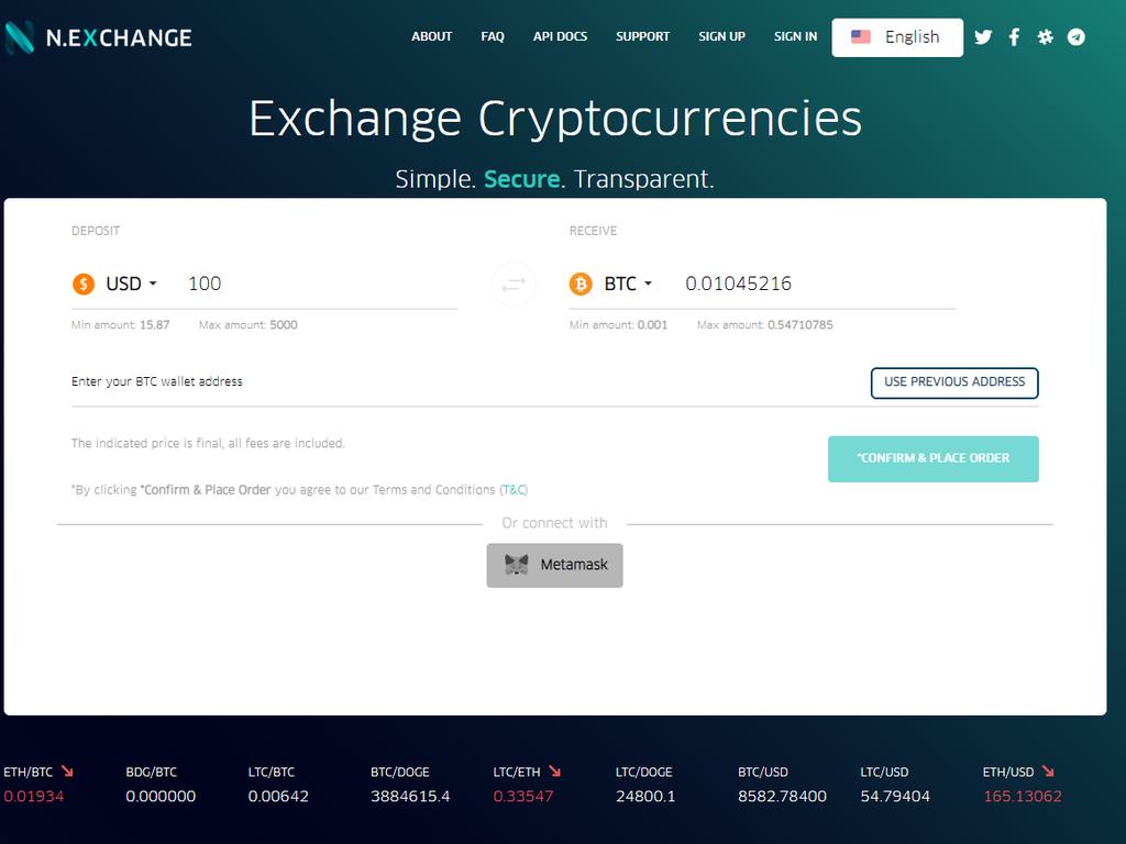 n.exchange [C2C]