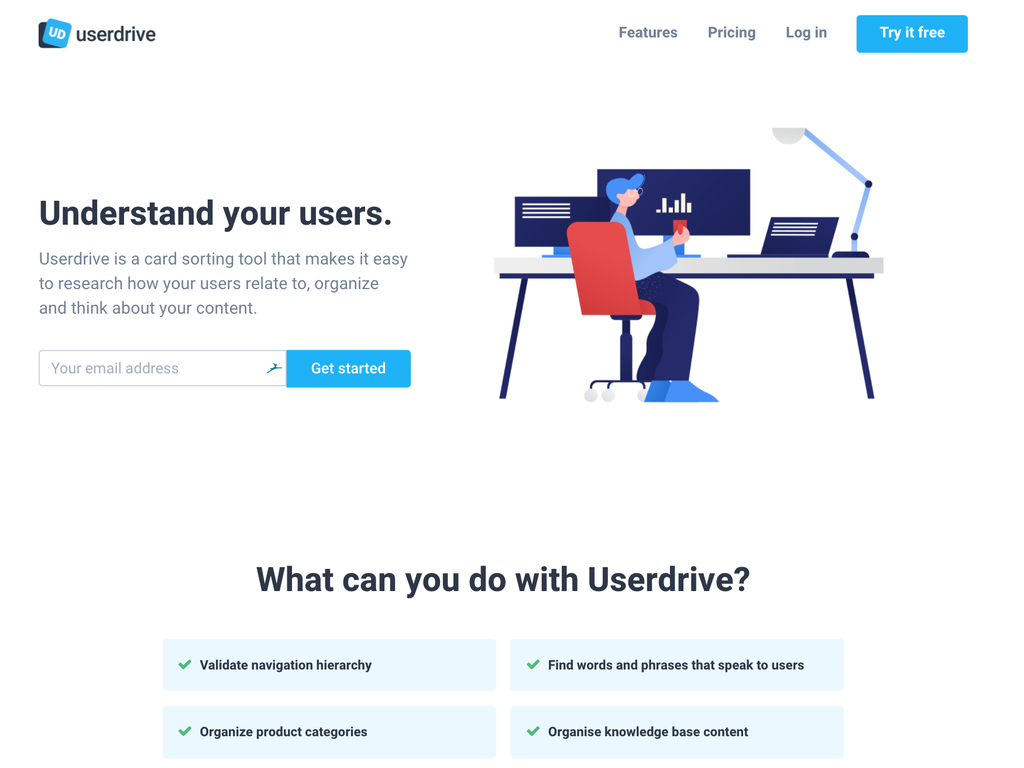 Userdrive