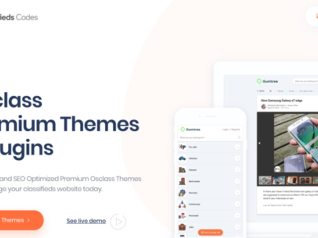 Themes Online Shop