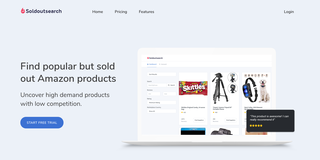 Soldoutsearch.com SaaS