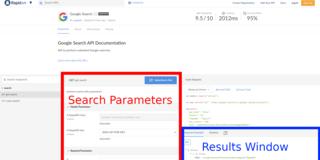 Google Search API