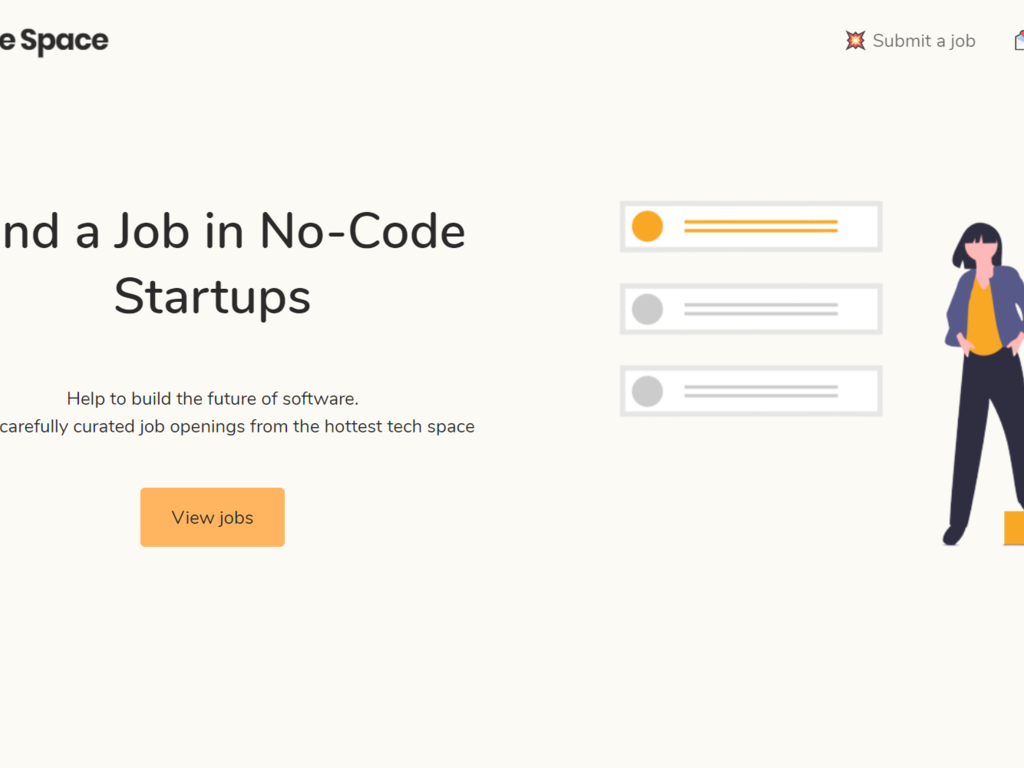 NoCode Job Board