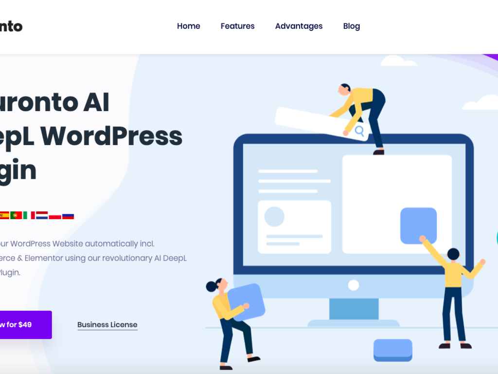 Neuronto AI - WordPress Plugin