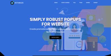 Website Popups - No Coding Skills Required