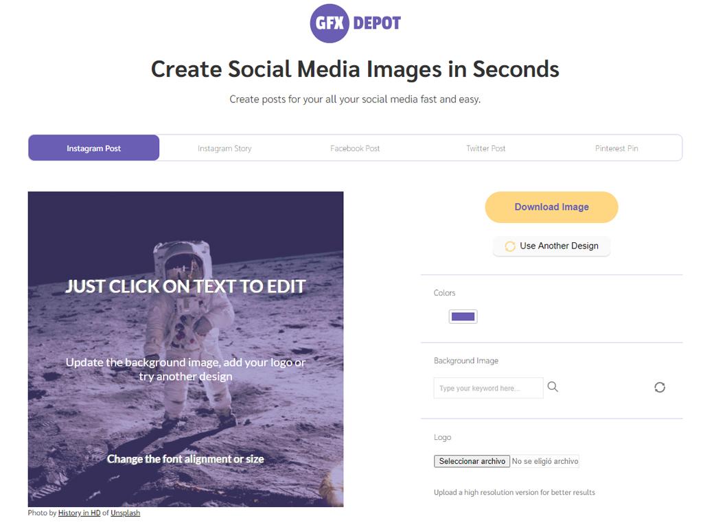 Social Media Post Creator