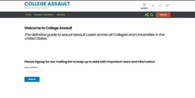 College Assault