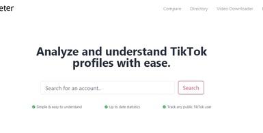 TikTok Analytics