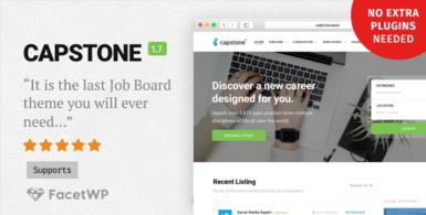 Premium WordPress Job-Board Theme