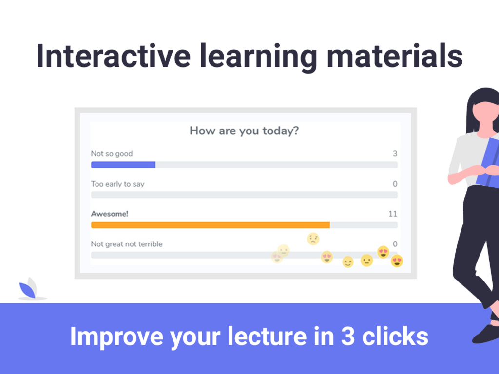 Interactive Lecture Builder