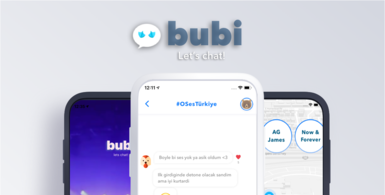 Location-based Chat App