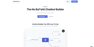 Drag and Drop Chatbot Builder