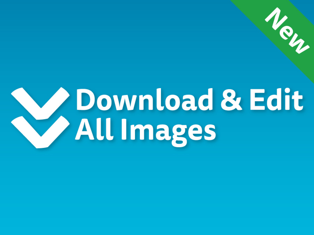 Chrome Extension to Download & Edit All Images