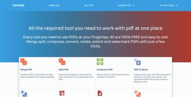 Free PDF Tooling