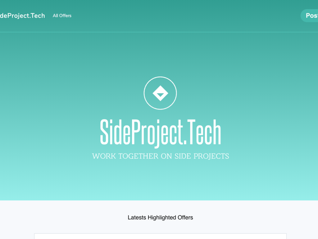 SideProject.Tech