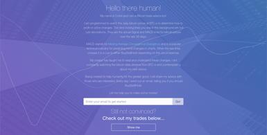 Coine - Bitcoin trade advisor