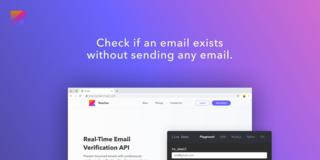 Open-Source Email Verification API