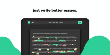 Writing Optimiser