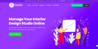 Studio Management Platform for Interior Designers