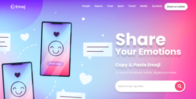 Copy & Paste Emoji's