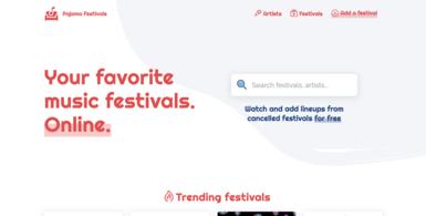 Virtual Music Festival