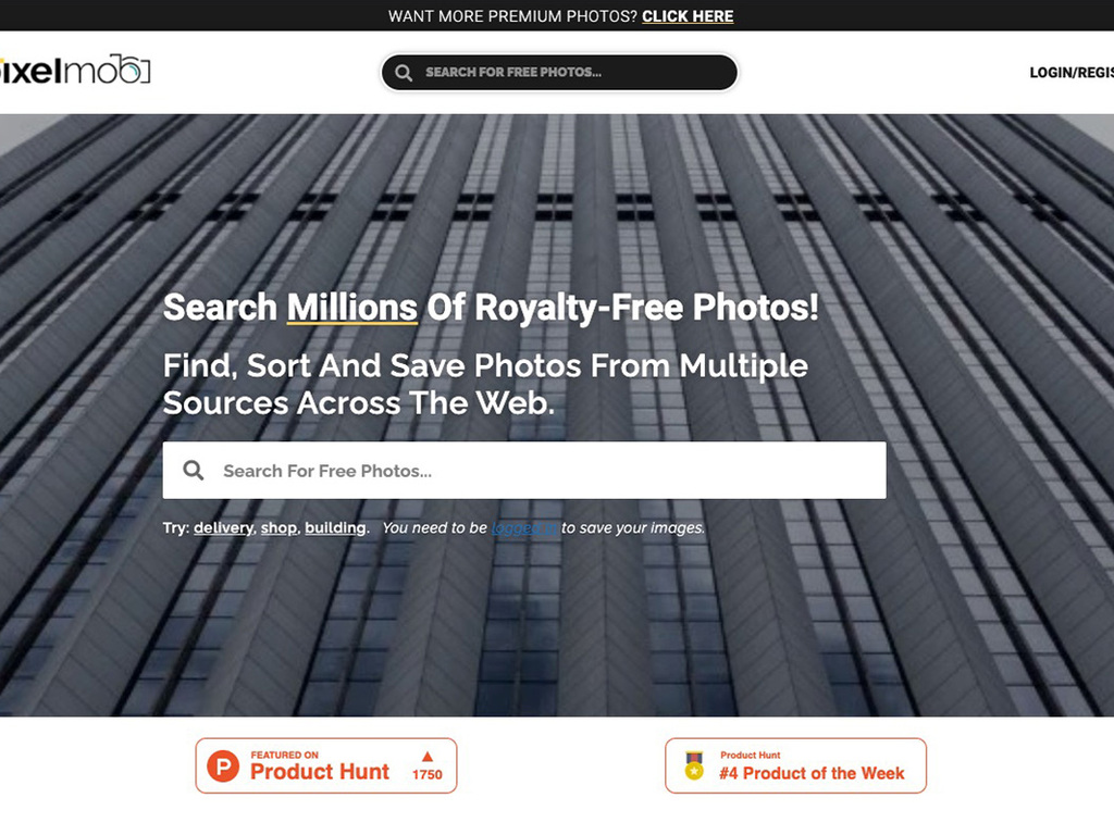 Image Photo Search and Save