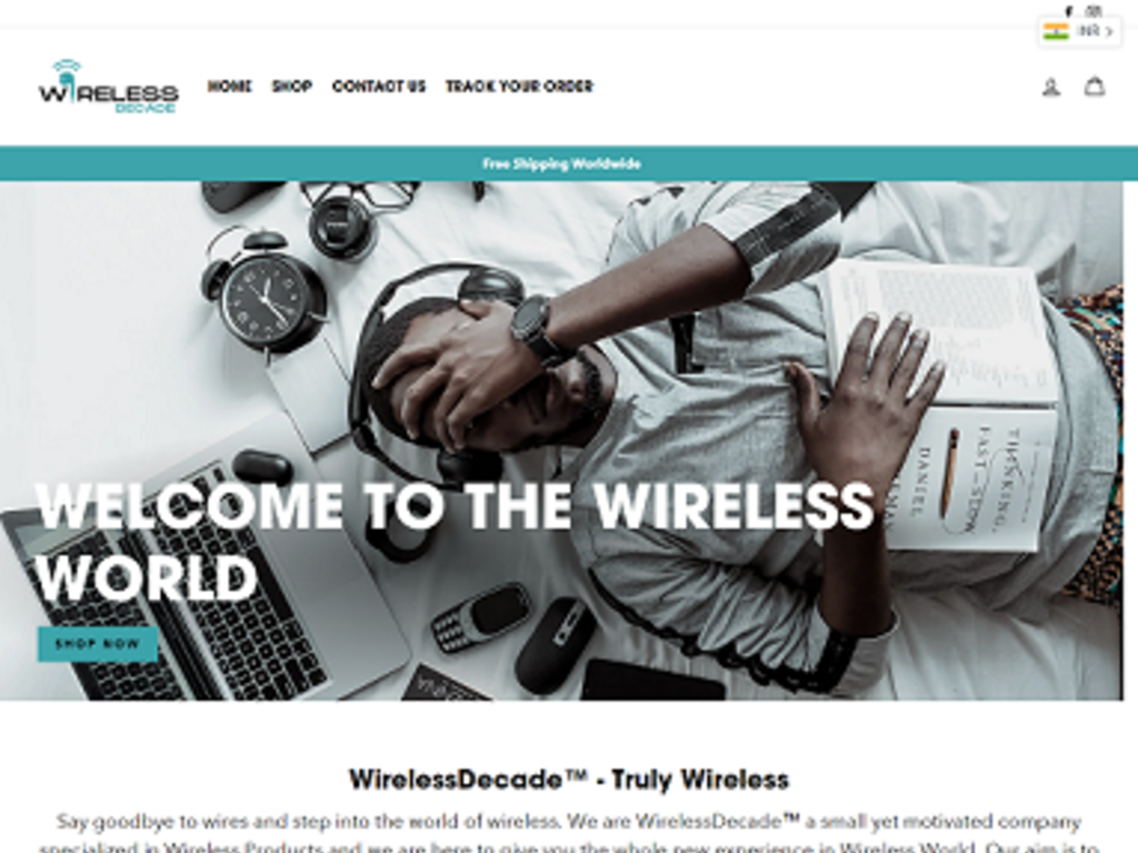 A Wireless World Niche Store
