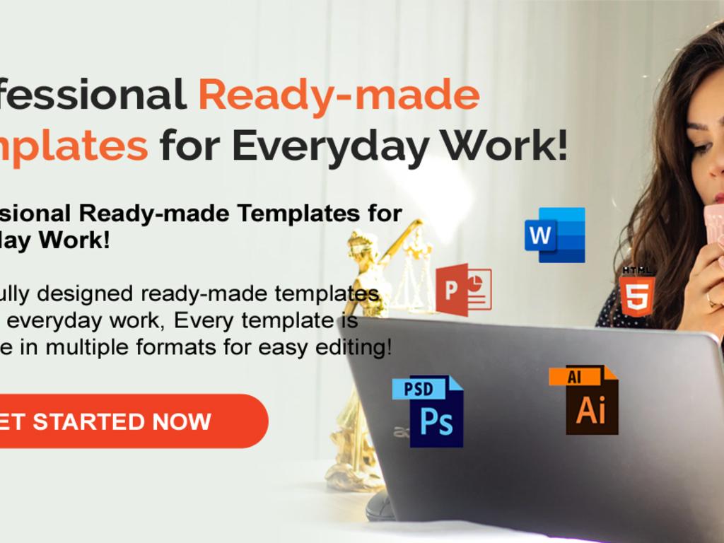 Design Template Website