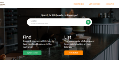 Cloud Kitchen Marketplace