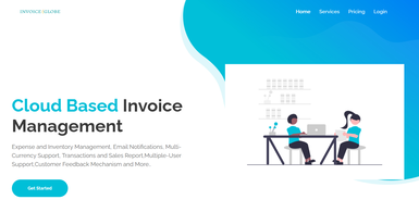 Cloud-based Invoice Management Software