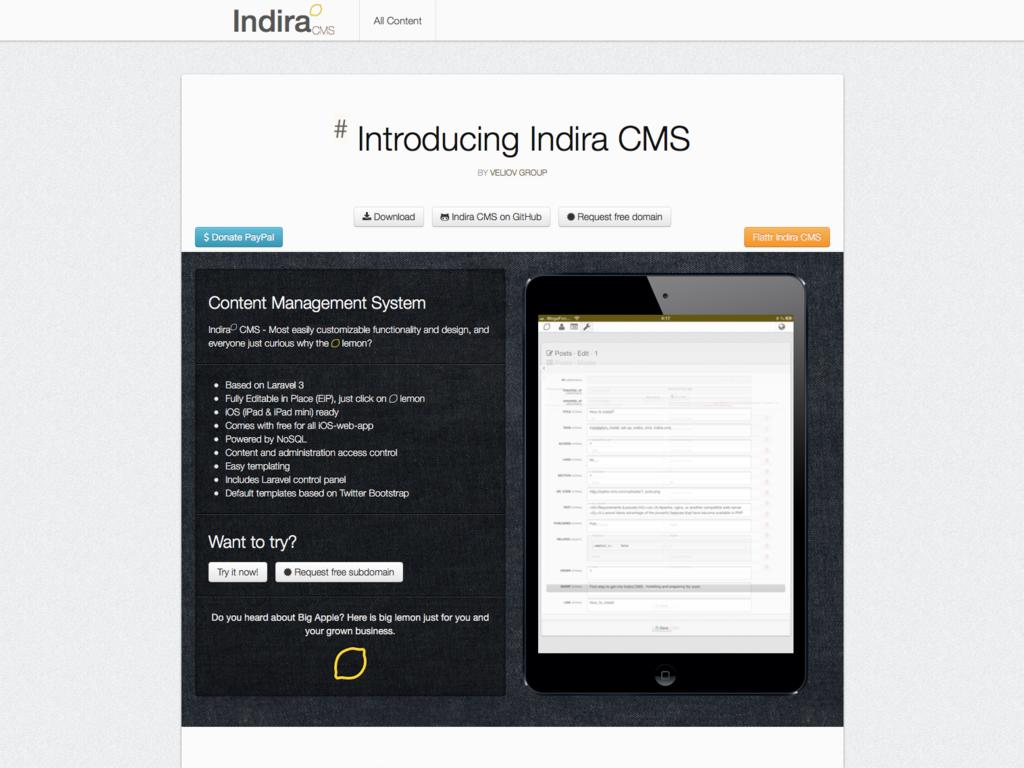 Open-Source CMS