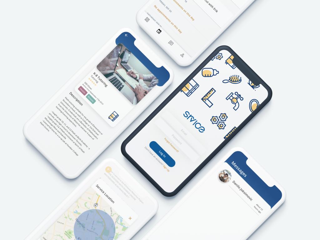 Starter Service Marketplace