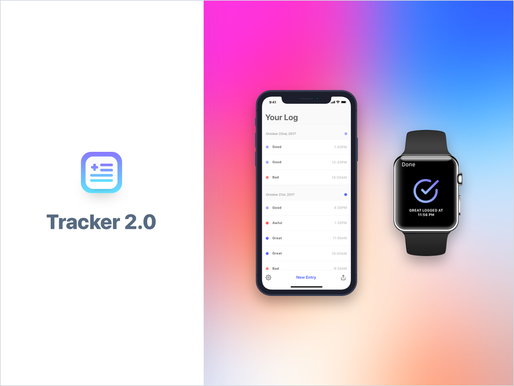 Tracker for iOS