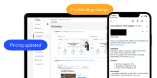 Competitor Tracker for Product Managers