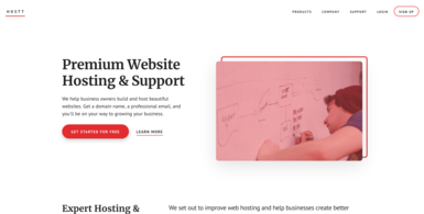 Dormant Website Hosting Reseller