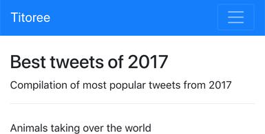 Tweet List