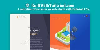 Tailwind Showcase Website